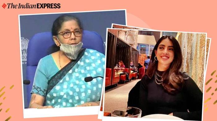 Navya Nanda praises Nirmala Sitharaman for calling out sexism; see post