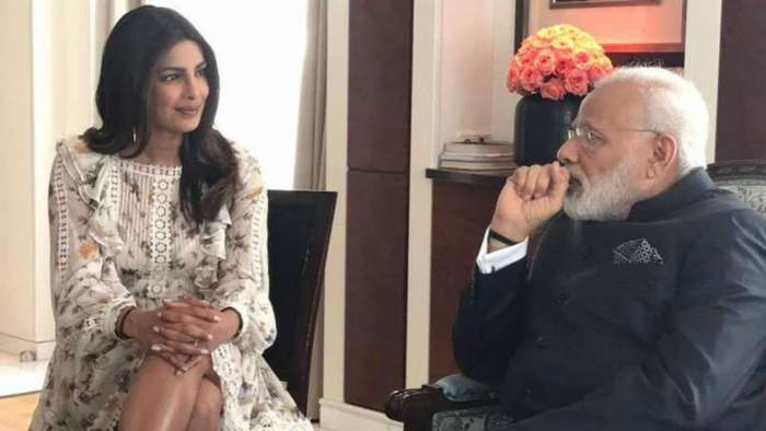 Priyanka Chopra shares her side of story on controversial 2017 photo with PM Narendra Modi