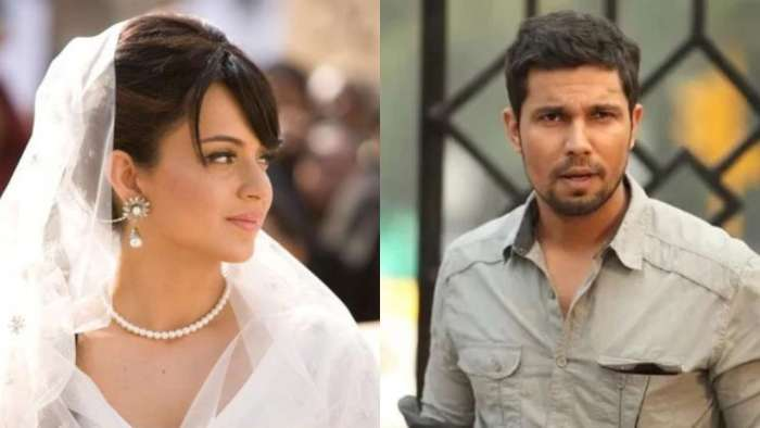 Randeep Hooda levels playing field, shares throwback video of Kangana Ranaut as 'Rehana'