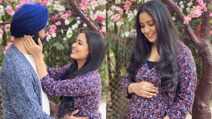 Singer Harshdeep Kaur expecting first child with husband Mankeet Singh