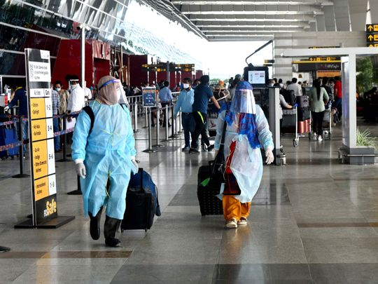 UAE-India travel: No quarantine if passengers test negative on arrival, unless told by state