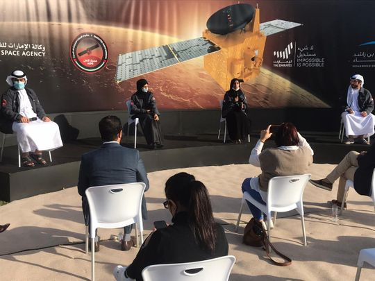 UAE Mars Mission: First set of Hope Probe data to be shared by September
