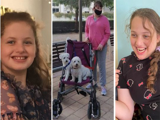 Video: Society needs to understand Angelman children so help can come, UAE parents say