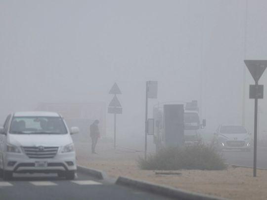 Zero accidents reported in Dubai despite foggy weather