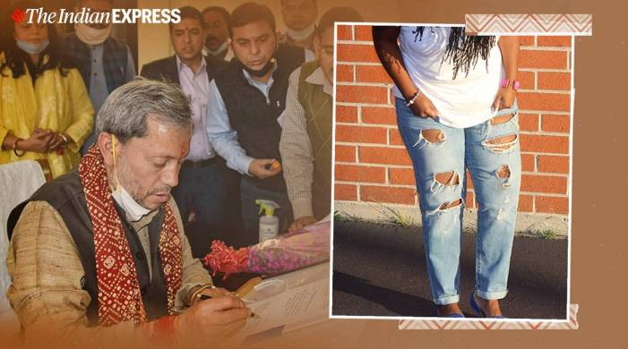 Not just Uttarakhand CM's remark, here are other times ripped jeans caused controversy