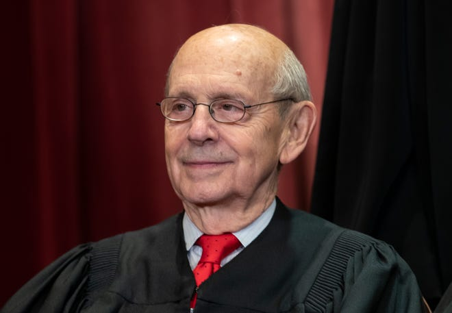 'Think long and hard': Supreme Court Justice Stephen Breyer pushes back on 'court-packing'