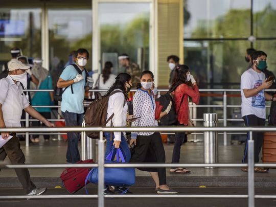 COVID-19: Indian expats put off travel from UAE to India because of the double mutant strain back home