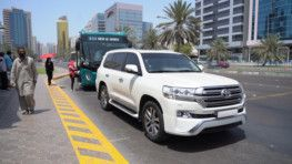 Dh2,000 fine for using public bus stops for pickup, drop-off or parking in Abu Dhabi