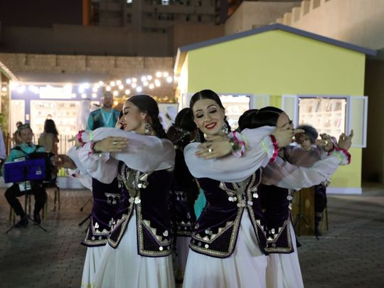 Folklore of the Bashkir nation captivates visitors at Sharjah Heritage Days