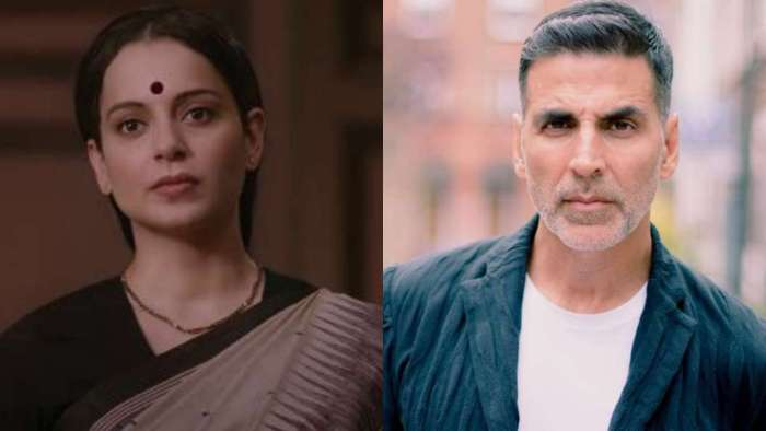 Kangana Ranaut claims Akshay Kumar 'secretly' praised her for 'Thalaivi' because of 'movie mafia terror'