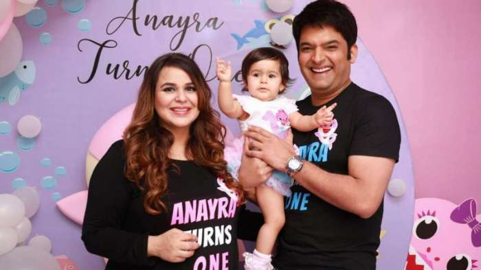 Kapil Sharma-Ginni Chatrath name their baby boy Trishaan, here's what it means