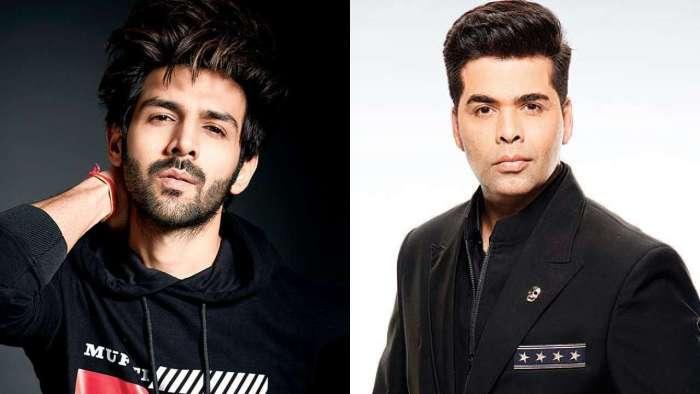 Karan Johar's Dharma Productions drops Kartik Aaryan from 'Dostana 2', actor called 'unprofessional'