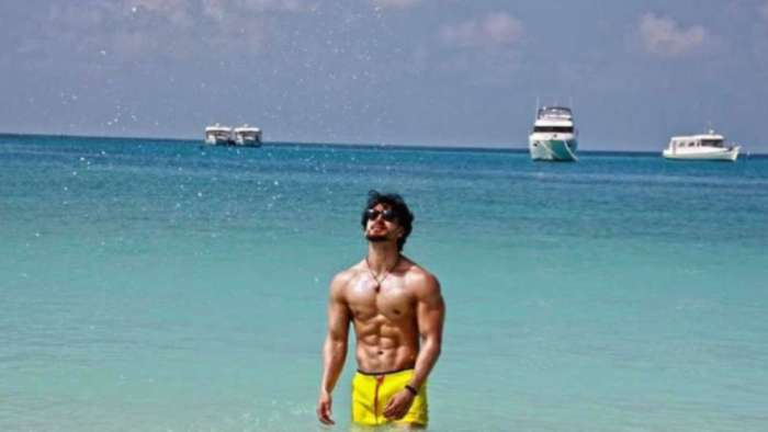 Tiger Shroff shares a message about staying home from Maldives trip with Disha Patani