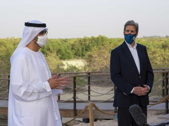 UAE, USA open new front in tackling climate change