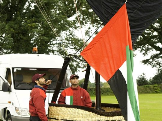 UAE's 50th anniversary: UAE Flag Balloon to be launched in November
