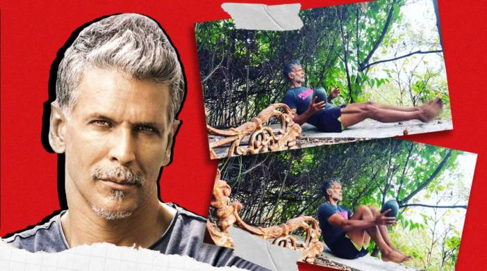 '36 hours without gadgets is refreshing': Milind Soman on how he keeps stress at bay