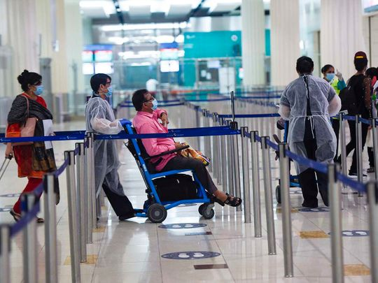 COVID-19: UAE extends suspension for travellers from India
