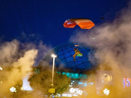 Dubai's Global Village concludes silver jubilee with 25th world record