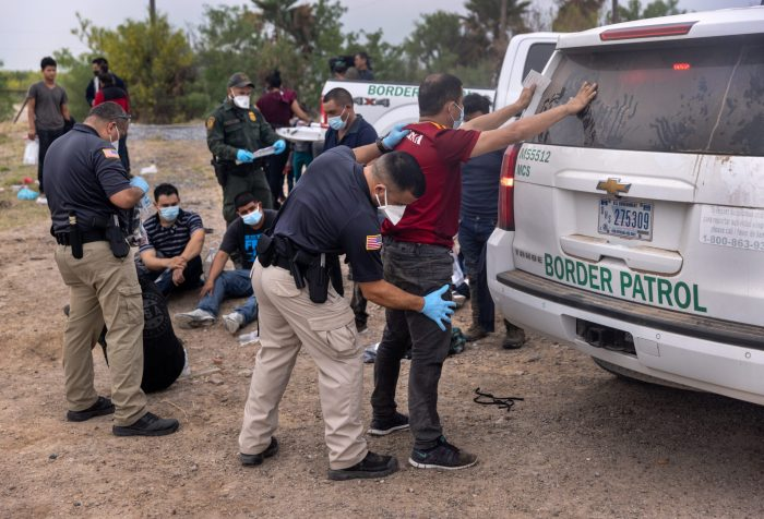 Local police are helping Border Patrol catch migrants at the border. That's bad policy, experts say.