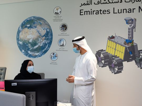Watch: How UAE's Emirates Lunar Mission is preparing full steam to send Rashid to the moon