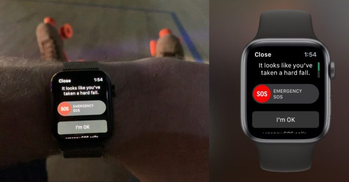 Apple Watch saves man's life after he fainted and hit his head on the floor