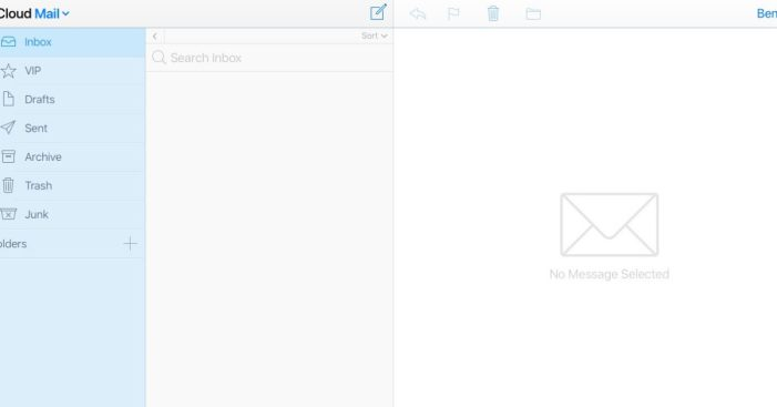 Apple already scans iCloud Mail for CSAM, but not iCloud Photos