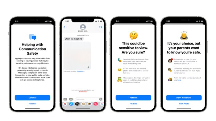 Apple's iPhone includes new tools to flag child sexual abuse – Illinois News Today