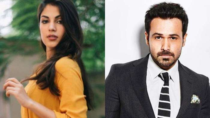 Emraan Hashmi reacts to Rhea Chakraborty's media trial, says it was 'blown out of proportion' and 'uncalled for'