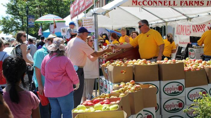NC Apple Festival hails the Hendersonville harvest