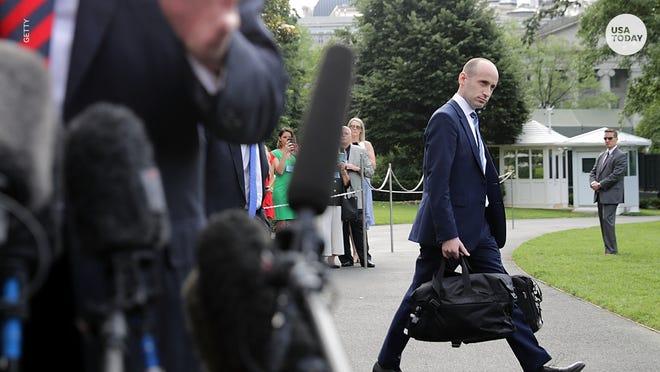 Pence aide blames Stephen Miller for 'devastating' visa system for Afghans