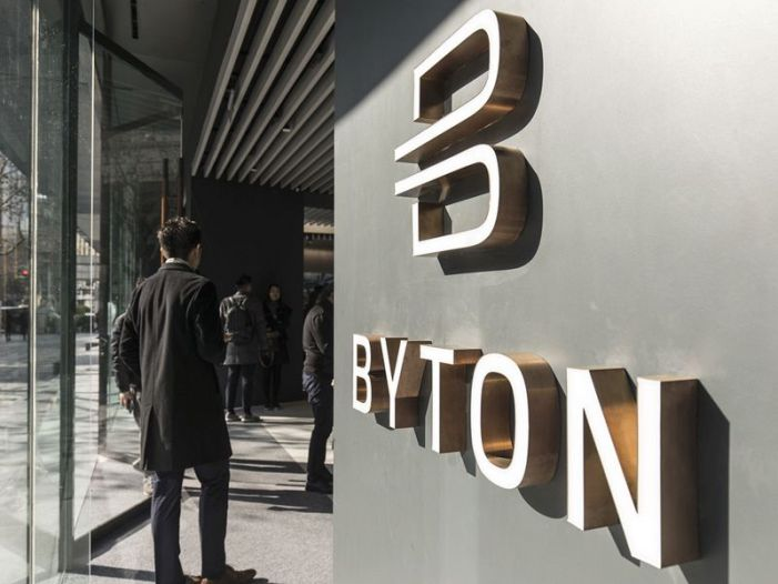 Apple supplier Foxconn halts EV project with Byton, report says
