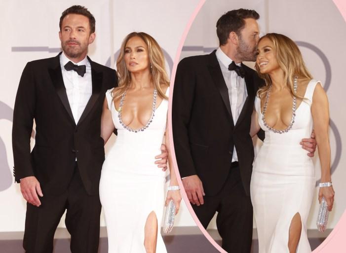 Ben Affleck & Jennifer Lopez Make Their Red Carpet Debut! – Perez Hilton