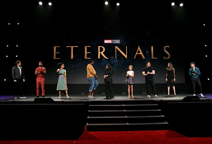Disney says 'Eternals,' 'West Side Story' will be released to theaters only