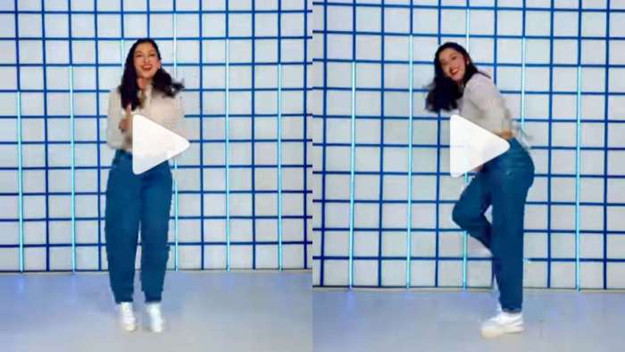 Gauahar Khan takes up BTS' viral 'Permission to Dance' challenge
