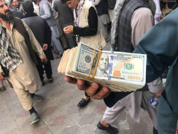 How U.S. money helped break Afghanistan