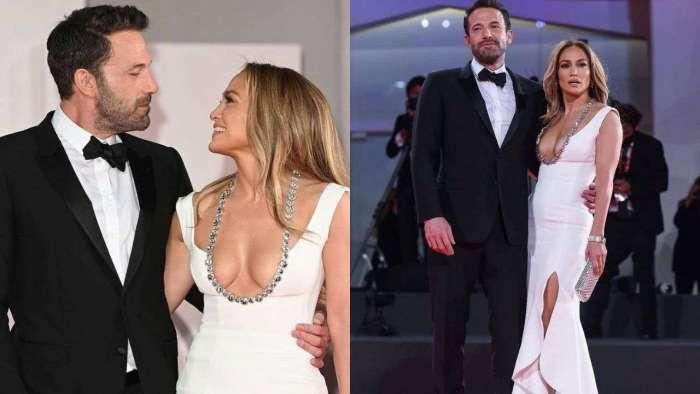 Jennifer Lopez, Ben Affleck arrive hand-in-hand at premiere of 'The Last Duel', make red carpet debut as Bennifer 2.0