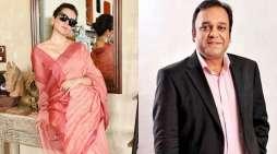 Kangana Ranaut congratulates Punit Goenka for ZEEL-Sony merger, calls him 'gem of a person'