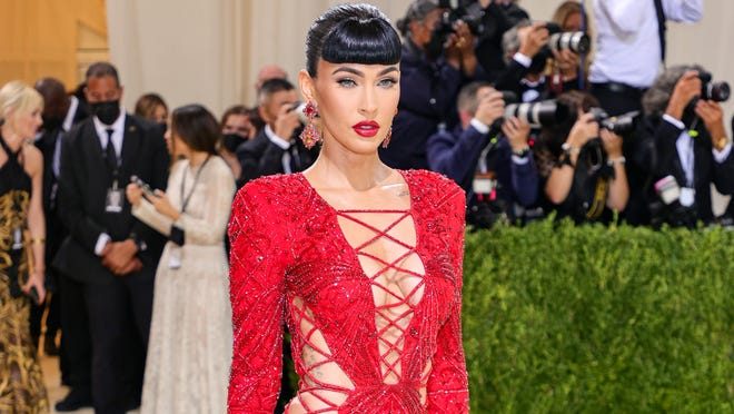 Met Gala's most outrageous looks: Kim K sparks 'Harry Potter' memes, Grimes wields a sword, more
