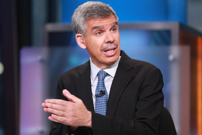 Mohamed El-Erian says this may be why investors recently stopped buying the dips