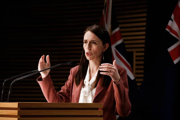 New Zealand PM Ardern extends Auckland lockdown to beat delta variant