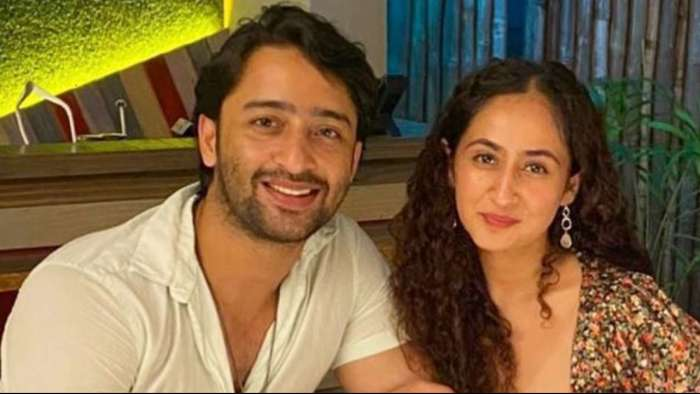 Shaheer Sheikh expresses happiness over welcoming a baby girl