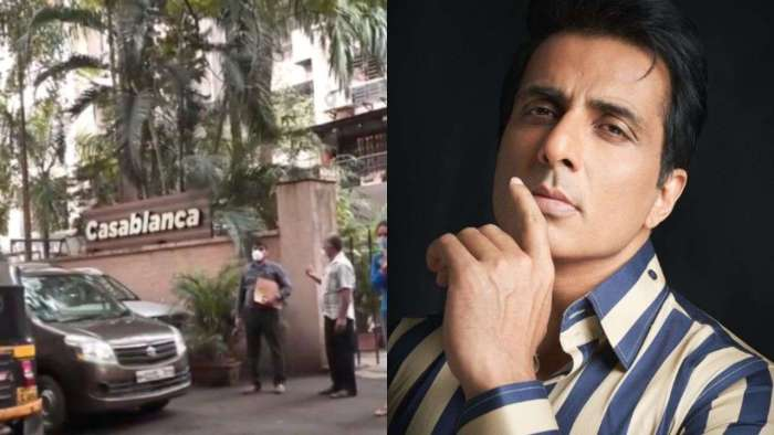 Sonu Sood's Mumbai office, six other places 'surveyed' by IT department, Delhi CM Arvind Kejriwal comes out in support