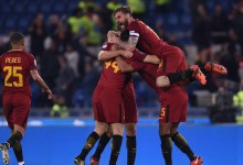 Photo of Roma win first post-Totti derby
