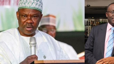 Photo of Senator Amosun mourns Egba Chief Imam, Orunsolu who dies at 98