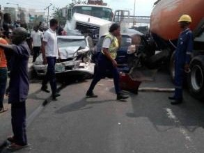 Photo of Breaking: Many feared dead in Lagos accident