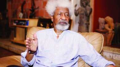 Photo of I was disappointed by Achebe's comment on my Nobel prize – Soyinka