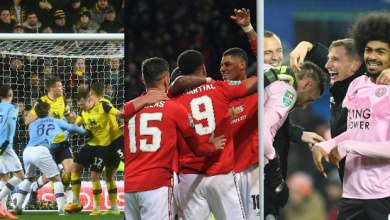Photo of Man City, Man Utd And Leicester Qualify For League Cup Semi