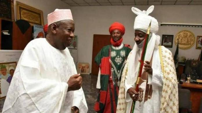 Abdullahi Umar Ganduje - Kano Emirate Council