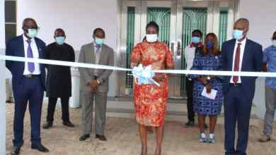 Photo of Covid-19: Ogun unveils Fifth Isolation Center