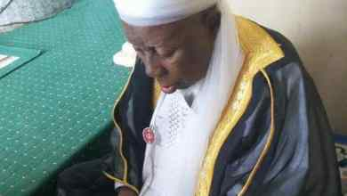 Photo of Breaking : Chief Imam of Egbaland, Alh. Liadi Orunsolu is dead